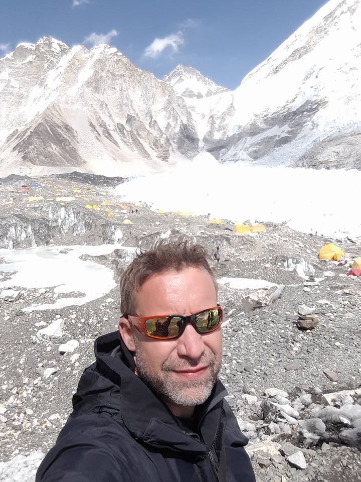 Mt Everest basecamp