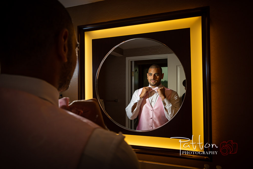Wedding Photography magic After image