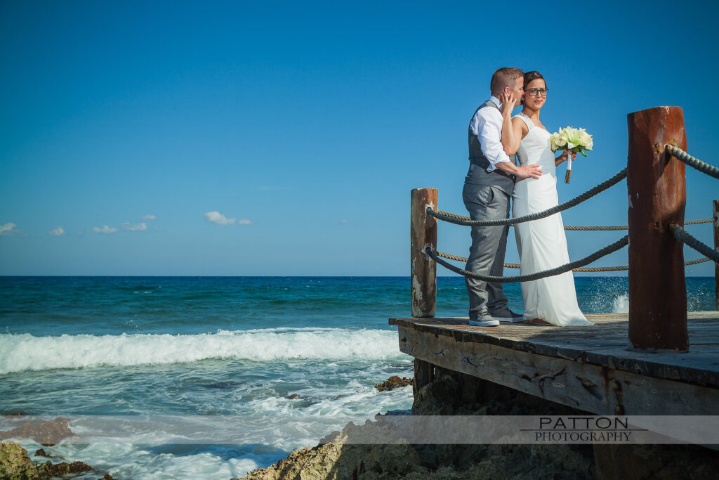Destination Wedding Photography at a Mexico Wedding