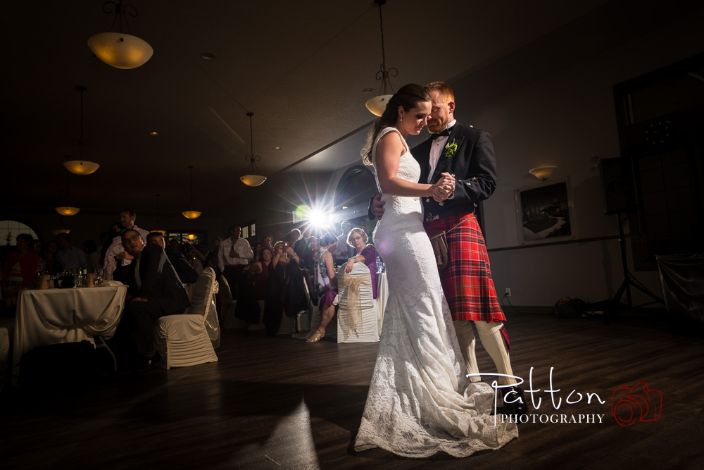 Australian Scottish Wedding Dance