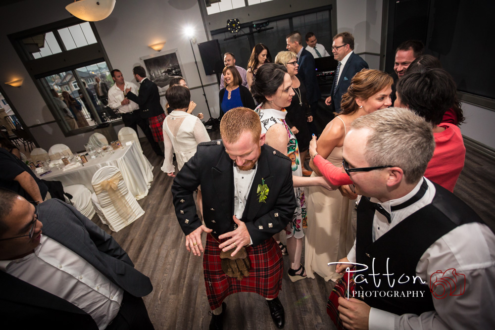 Australian Scottish Wedding