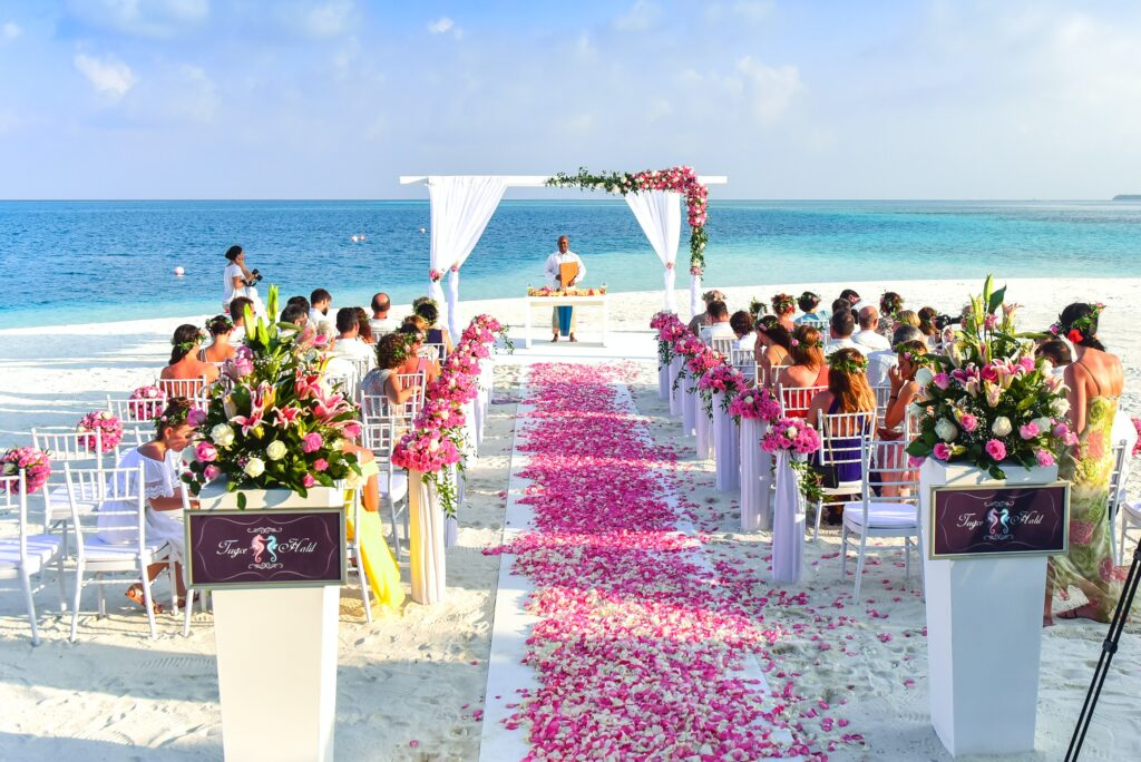 Planning your wedding - destination wedding